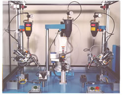 Robotic Paste Application System Up Close