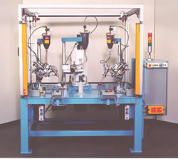Robotic Paste Application System
