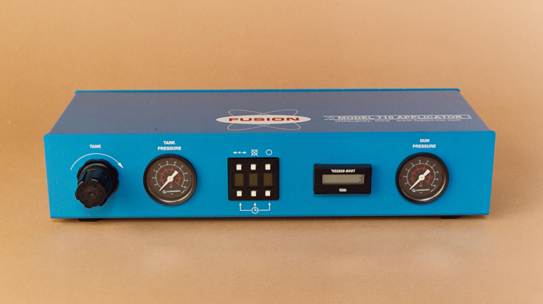 Model 710 Applicator Controller Up Close