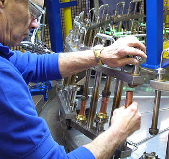 Feasibility Testing Run for Brazing and Soldering