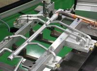Aluminum A/C Header Brazing