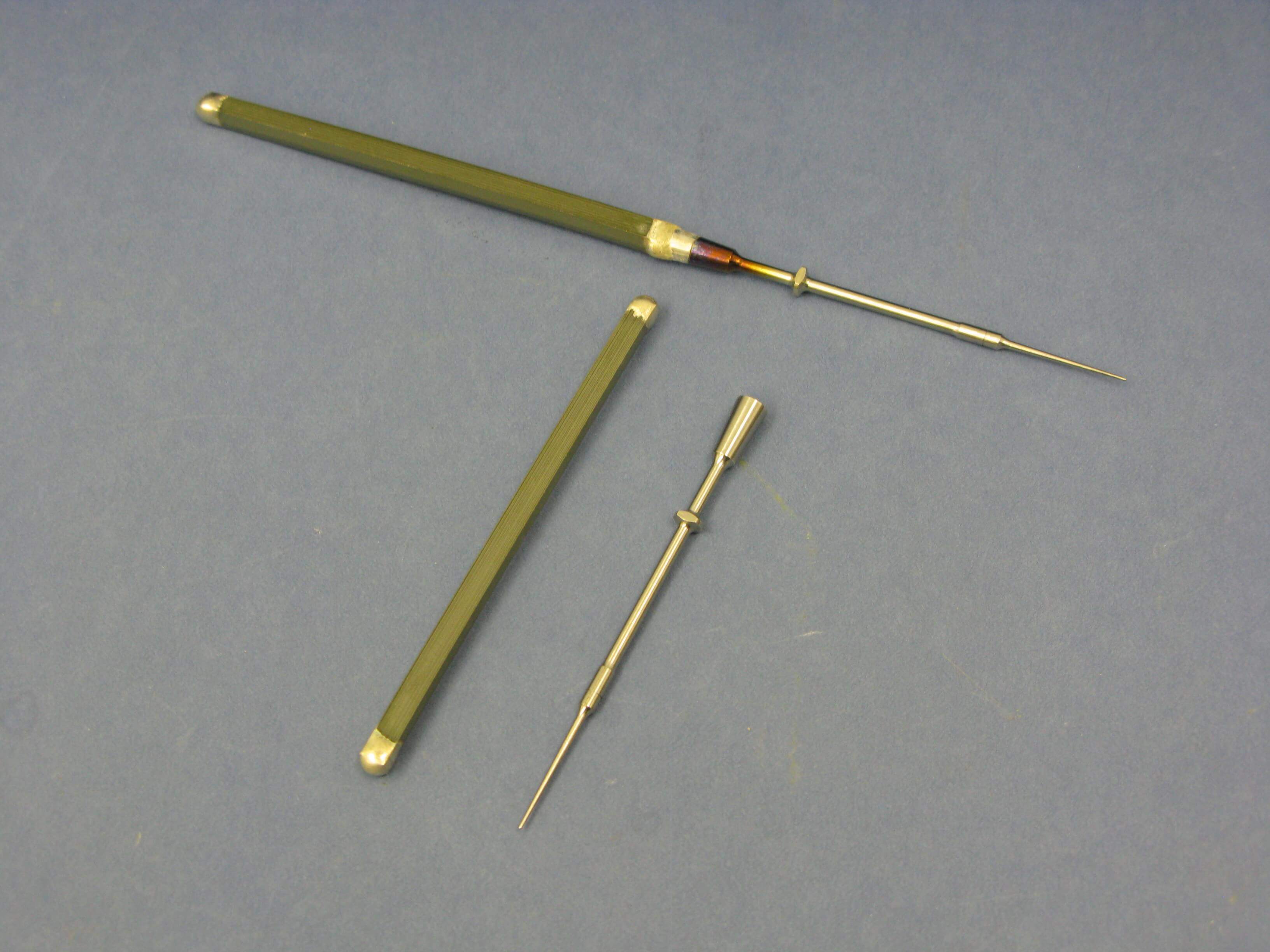 Dental Scaler Assembly