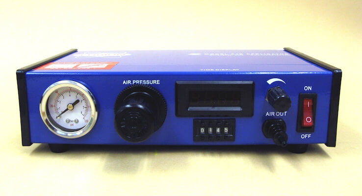 615 Applicator Controller front view